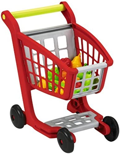 Ecoiffier Supermarket Trolley by Ecoiffier