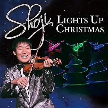 Shoji Lights Up Christmas