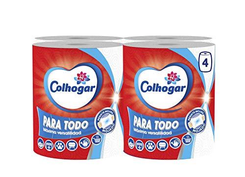 Colhogar Papel Cocina jumbo Paratodo - 4 rollosatodo - 4 rollos