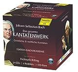 Bach : Intégrales des Cantates Sacrées et Profanes