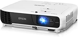 AZEUS RD-822 Video Projector, 5000 Lux Support 1920x1080 with Built-in 5W Sound Speaker, Compatible with PS4, HDMI, VGA, USB, Laptop, Phone, TV Box, Mini Portable HDMI Projector [2020 Upgrade Model] Projector, GooDee HD Video Projector Native 1920x1080P, Outdoor Movie Projector 7000L Touch Keys Home Theater Projector with 50,000 Hrs Lamp Life, Compatible with Fire TV Stick, PS4, HDMI,iOS /Android Epson EX5240, XGA, 3200 Lumens Color Brightness, 3200 Lumens White Brightness, 3LCD Projector