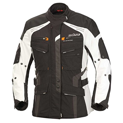 Büse 115967-38 Torino Evo Damen Jacke, Schwarz, Größe : 38