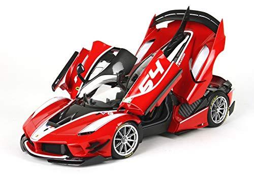 BBR Models BBR 182281 - Ferrari Fxx-K EVO Rosso Corsa #54 - Escala 1/18 - Modelo Coleccionable