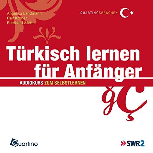 Türkisch lernen für Anfänger: Audiokurs zum Selbstlernen Titelbild