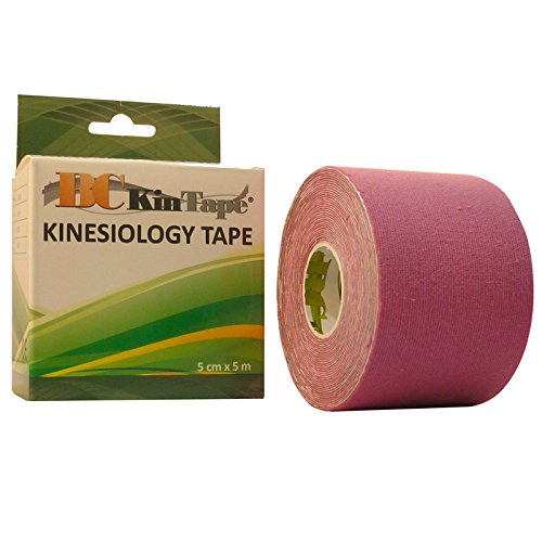 BC kintape Baumwolle 5X 5–1Rolle 5cm x 5m Rosa