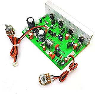 ERH INDIA Ready to use 4.1 Home Theater Amplifier Circuit Board Kit for Home Theatre Complete Home Theatre Amplifier Board Kit