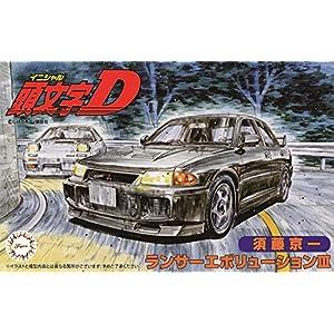 """フジミ模型 1/24 頭文字Dシリーズ No.9 ランサーエボリューションIII 須藤京一 プラモデル ISD9"""""""