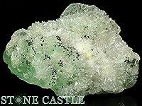 【石流通センター】☆原石一点物☆【原石】フローライト/水晶共生鉱 No.03 天然石 パワーストーン