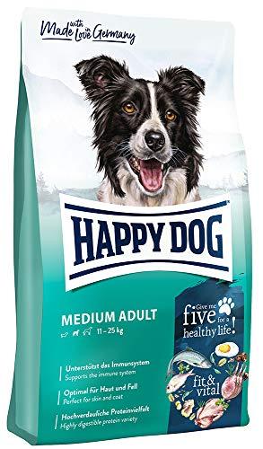 Happy Dog Supreme fit & vital Medium Adult, 12 kg