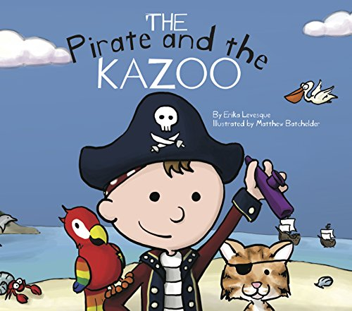 The Pirate and the Kazoo (English Edition)
