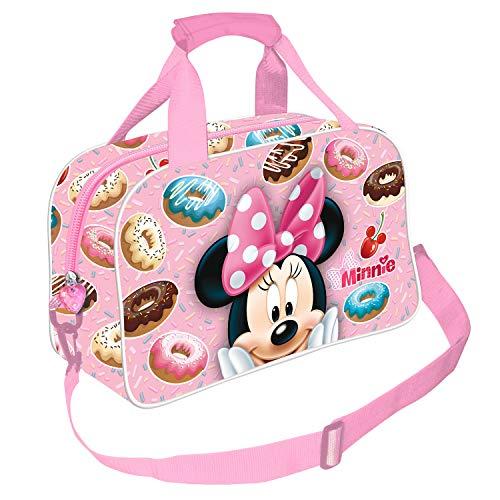 Karactermania Minnie Mouse Yummy- Bolsa de Deporte