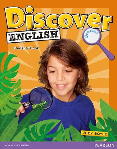 Discover English Global Starter Student's Book: Starter - Students' Book - Global