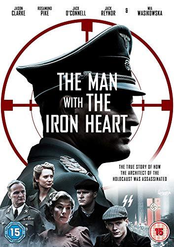 The Man With The Iron Heart [Edizione: Regno Unito] [Reino Unido] [DVD]