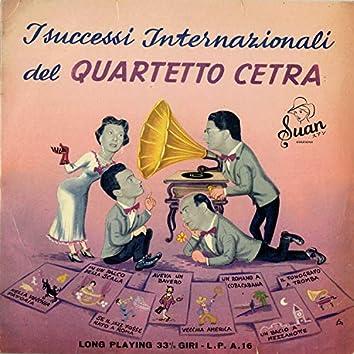 Successi Internazionali Del Quartetto Cetra