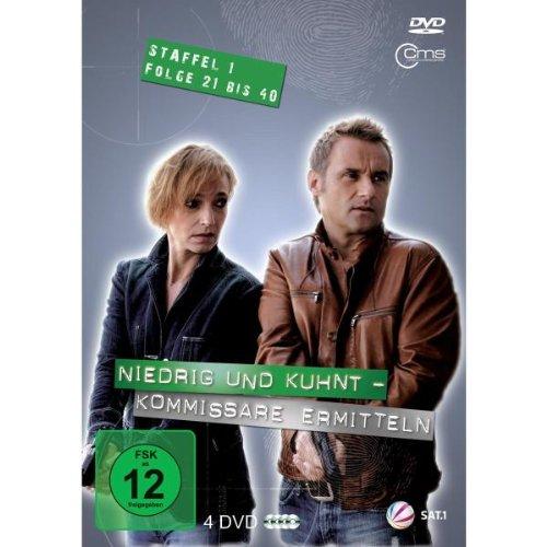 Staffel 1, Folge 21 bis 40 (4 DVDs)