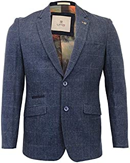 Cavani Men's Stylish Blazer, Waistcoat & Trousers