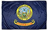 FlagSource Idaho Nylon State Flag, Made in the USA, 3x5