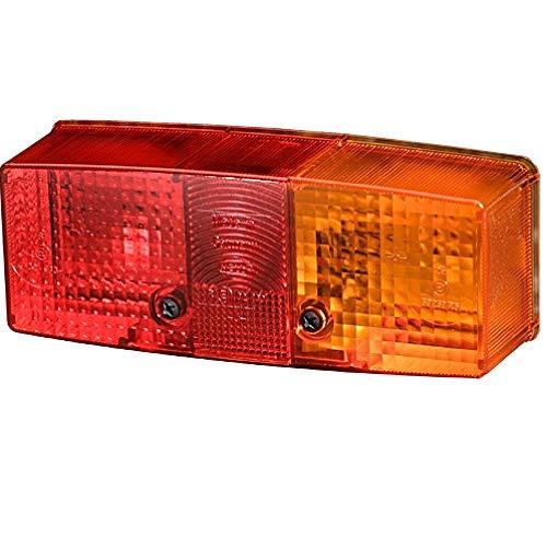 HELLA 9EL 118 701-001 Lichtscheibe, Heckleuchte - P21W/R10W - Einbauort: rechts