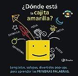 ¿Dónde está la cajita amarilla? (Castellano - A Partir De 0 Años - Proyecto De 0 A 3 Años - Libros Manipulativos)