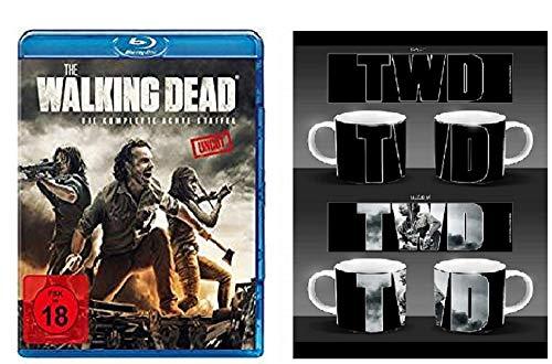 The Walking Dead - Staffel 8 (+Walking Dead Tasse) [Blu-ray]