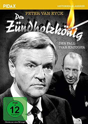 Der Zündholzkönig - Der Fall Ivar Kreuger / Spannende Filmbiografie mit Starbesetzung (Pidax Film- und Hörspielverlag)