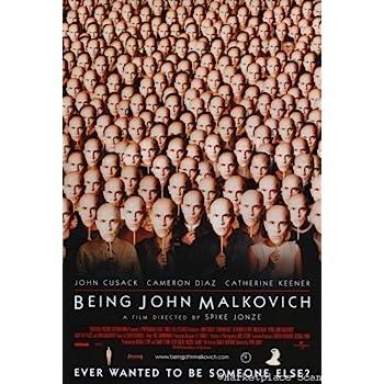 Being John Malkovich Movie Mini Poster 11x17in Master Print