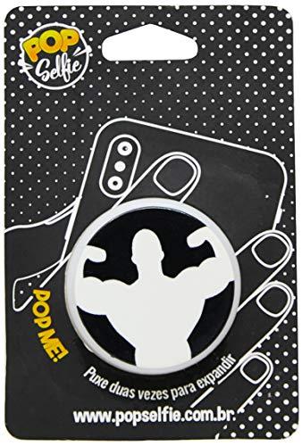 Apoio para celular - Pop Selfie - Original Fica Forte Ps166, Pop Selfie, 151346, Branco