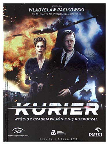 Kurier / The Messenger [DVD] (English subtitles)