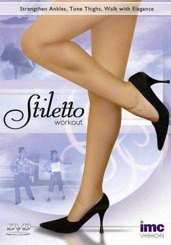 Stiletto Workout - Leg Toning & Bottom Firming Workout - Healthy Living Series [UK Import]
