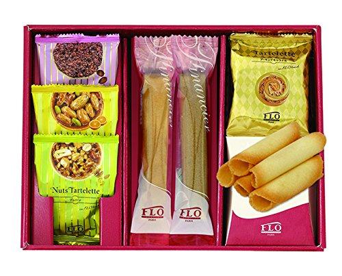 FLO PRESTIGE PARIS 焼き菓子ギフトセット