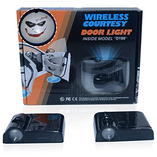 Joker Magnetic Car Door CREE LED Welcome Light