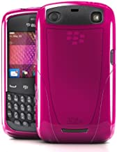 iSkin VB9360-PK2 Vibes TPU Jelly Case for BlackBerry 9350/9360 Curve - 1 Pack - Retail Packaging - Pink