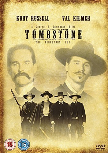 Tombstone [DVD] [1993] by Kurt Russell