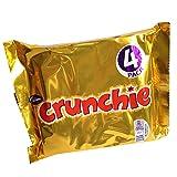 Cadbury Crunchie Chocolate Bar (4x32g) 128g