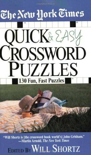 Download The New York Times Quick and Easy Crossword Puzzles 031299821X