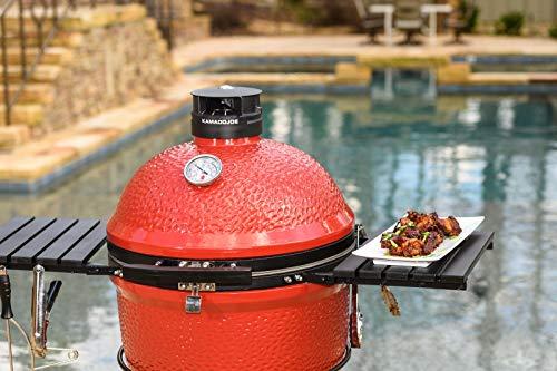 Kamado Joe KJ23RHC Ceramic, Classic II Charcoal Grill