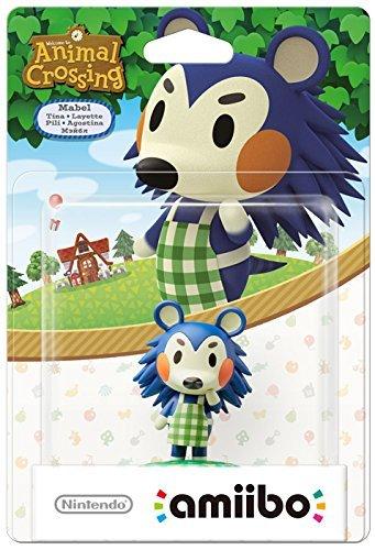 Amiibo Animal Crossing Mabel (Nintendo Wii U/3DS)