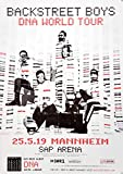 Backstreet Boys - DNA World, Mannheim 2019 »