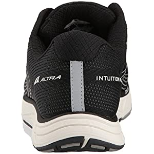 ALTRA Women's Intuition 4.5 Sneaker, Black, 6.5 Regular US