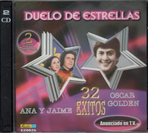 Duelo De Estrellas - 32 Exitos by Unknown (2000-01-01)