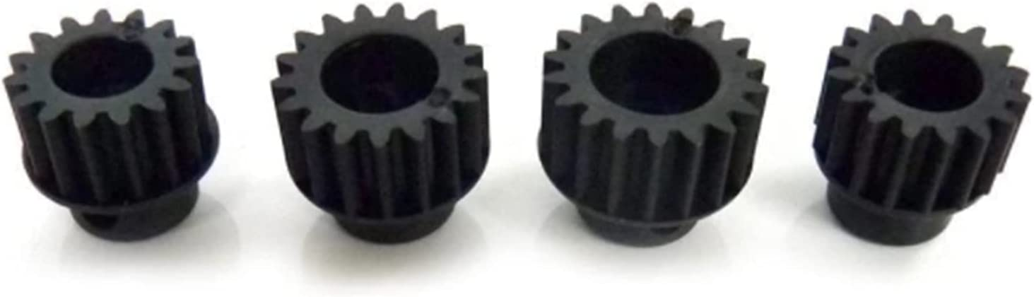 zzzdxqeyy Pinion Gears Compatible with 1 RC Scale shopping 10 Parts Weekly update CAR