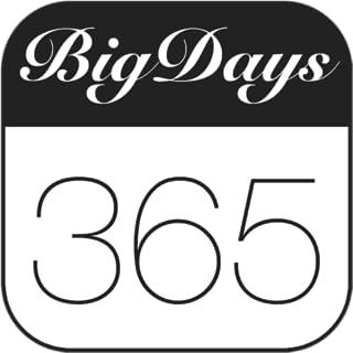 Big Days - Evénements compte à rebours