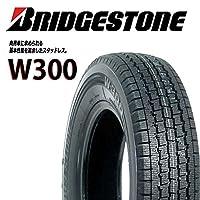 【 4本セット 】 145R12 6PR BRIDGESTONE(ブリヂストン) W300 スタッドレスタイヤ * バン・小型トラック用