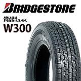 【 4本セット 】 145R12 6PR BRIDGESTONE(ブリヂストン) W300 スタッドレスタイヤ バン 小型トラック用
