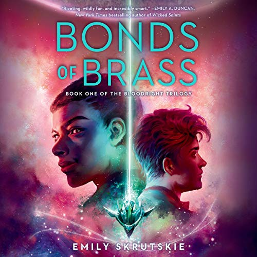 Bonds of Brass: The Bloodright Trilogy, Book 1