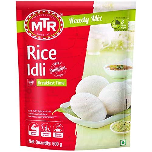 MTR - MTR Rice Idli - 500g