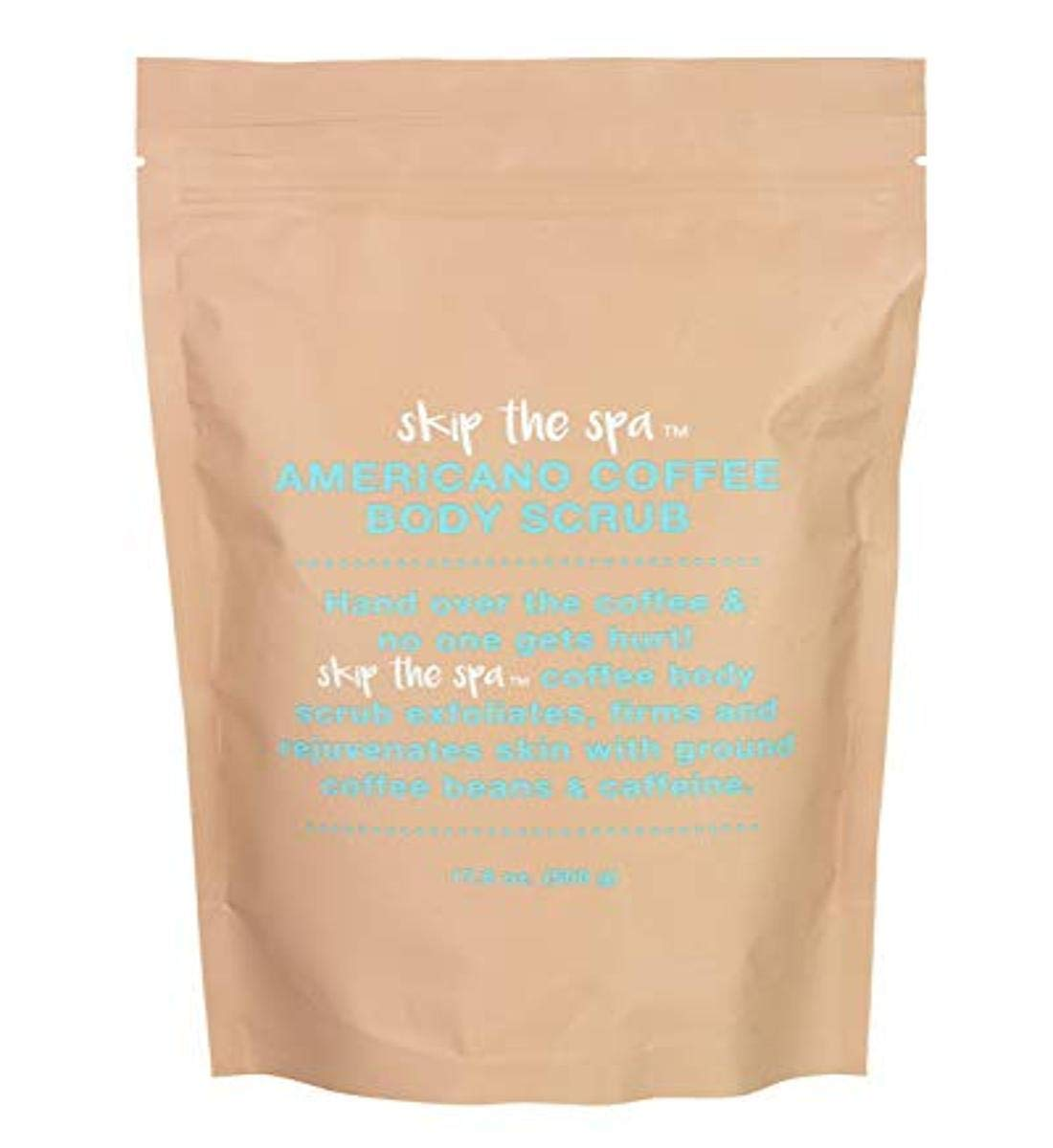 Jean low-pricing Pierre Cosmetics Coffee Body Americano Scrub Shipping included
