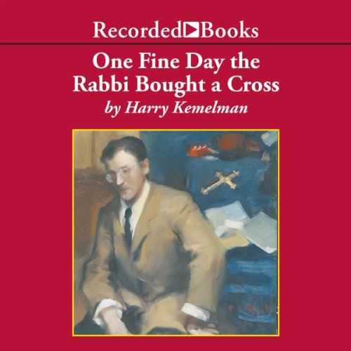 One Fine Day the Rabbi Bought a Cross cover art
