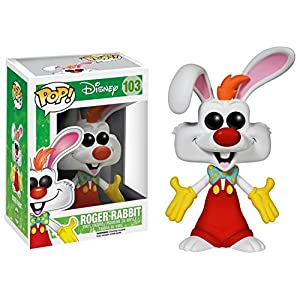 Disney Funko - figurilla Roger Rabbit - Roger Rabbit Pop 10cm 2