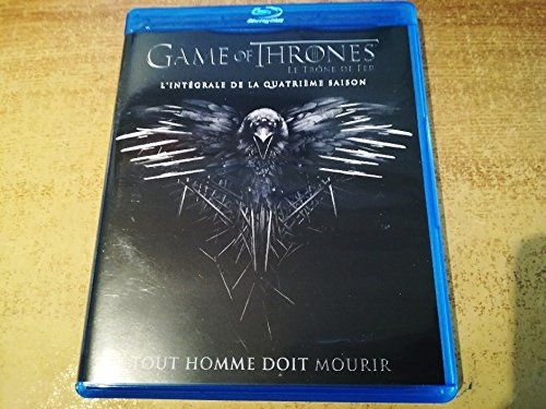 GAME OF THRONES INTEGRALE DE LA QUATRIEME SAISON (saison 4) blu ray le trone de fer